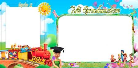 27 plantillas infantiles escolares 6x12 psd editables