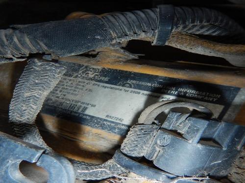 27) retroexcavadora john deere 310j 2008 sencilla