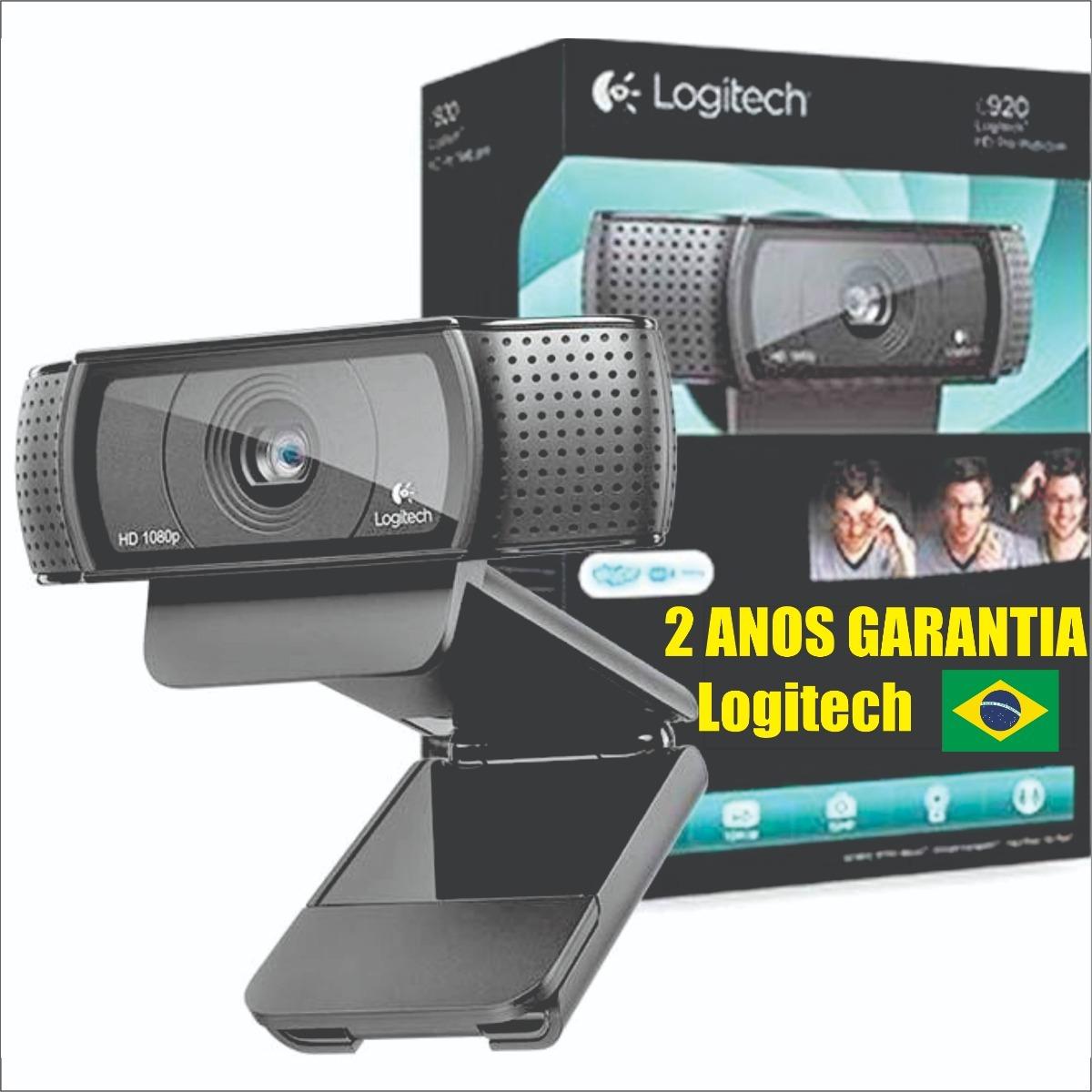 C920 Logitech Control
