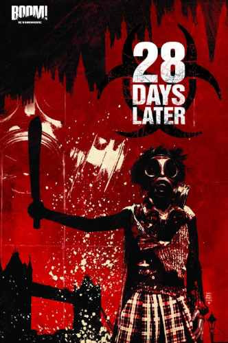 28 days later tp vol 02 bend in the road - novedad - ingles