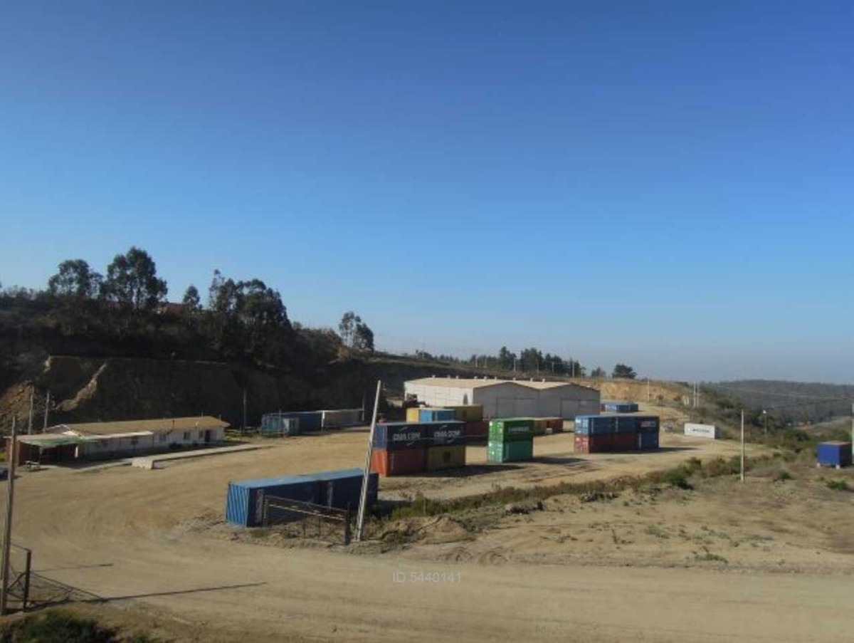 2,8 hectáreas planas en zona industrial