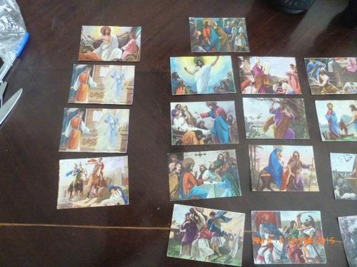 28 laminas del album la biblia codarte
