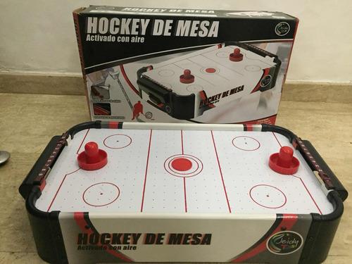 28$ mesa de hockey activado con pilas incluye caja