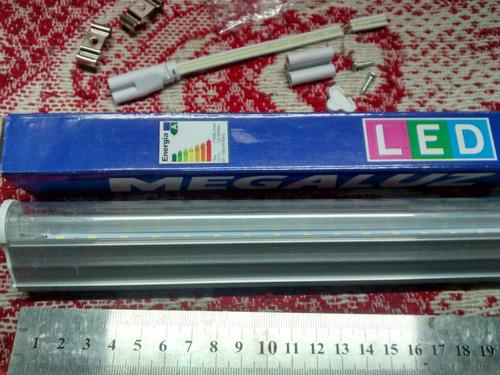 28 watts, lámpara led doble