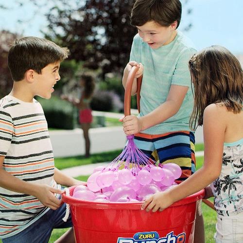 280 globos de agua autosellantes bunch o balloons zuru