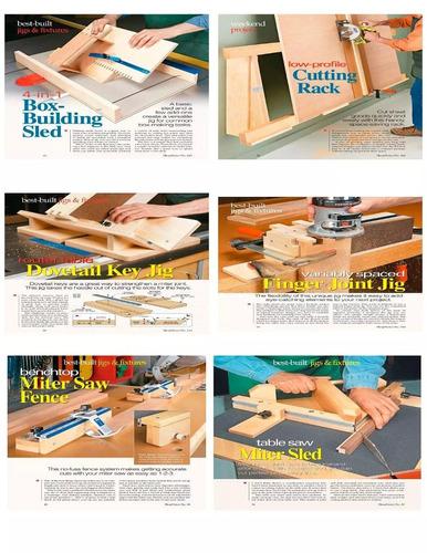 2800 planes carpintería (actualizado) regalos extras 39