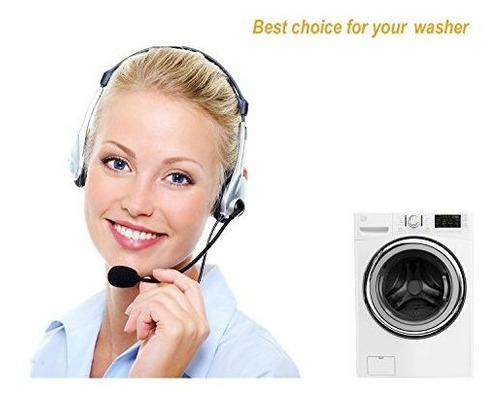 280145 w10820039 kit de buje de la lavadora pieza de repuest