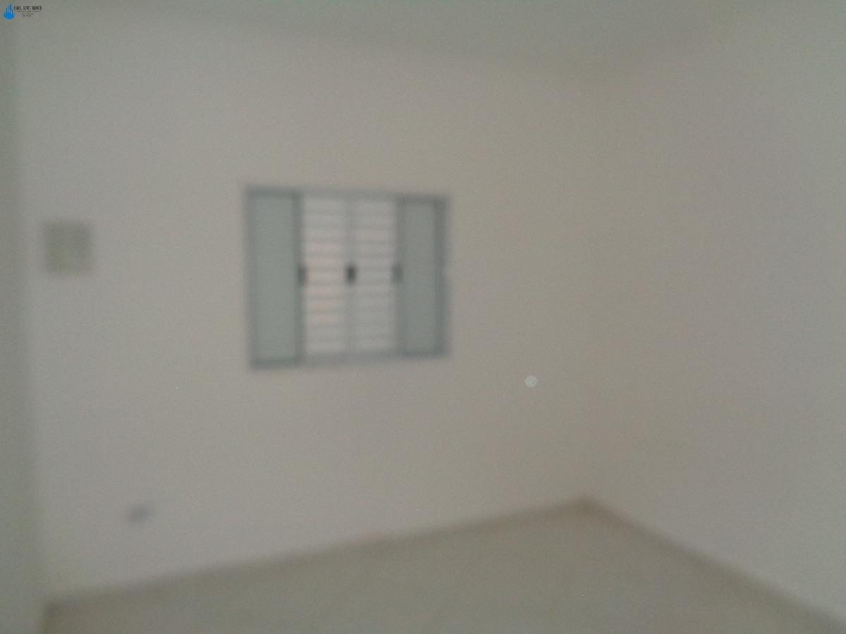 2820- casa nova com 2 dorm - minha casa minha vida !