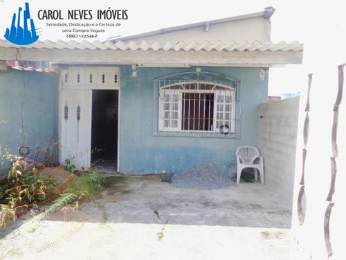 2827- casa a 700 metros da pista em mongaguá