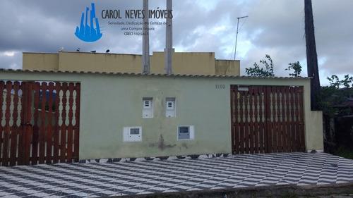 2830- casa nova em itanhaém mcmv