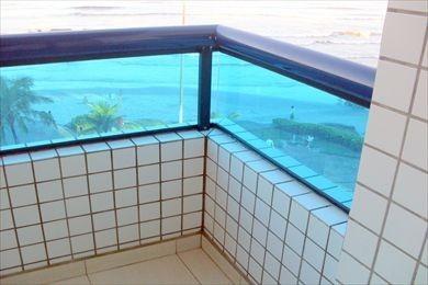 284200 - lindo apartamento 01 suíte pé na areia -  230 mil!
