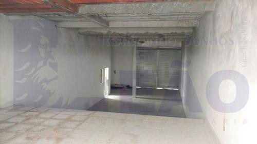 2862 - conjunto/ sala comercial - wanel ville