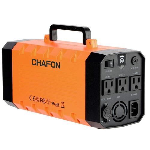 288wh ups portátil generador de reserva de batería fuente...