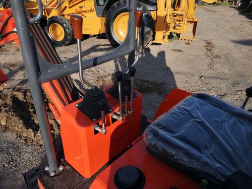 29) mini excavadora everun sistema hid nueva
