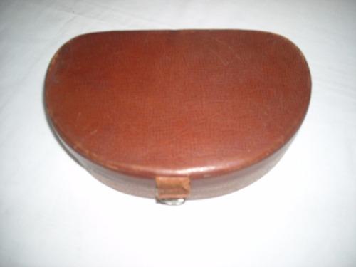 291- caja forrada de cuero
