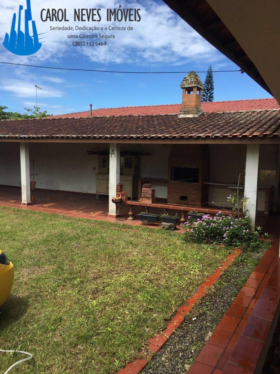 2924- linda casa lote inteiro lado praia em itanhaém !