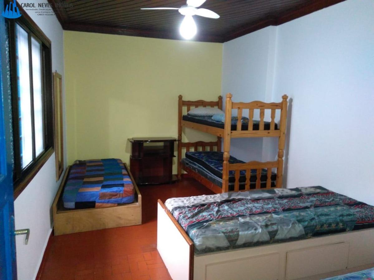 2944- linda casa lote inteiro em mongaguá!