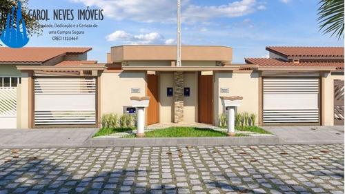 2967- casa nova belas artes itanhaém piscina financiamento