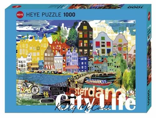 29683 amo amsterdam k mccall rompecabezas 1000 piezas heye