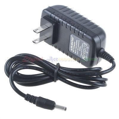 2a casa pared cargador adaptador 3.5mm w cable de alimentaci