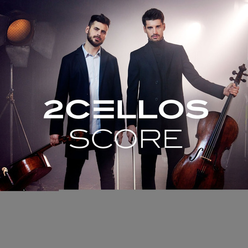 2cellos sulic & hauser score cd nuevo