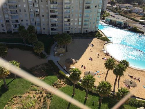 2d 2b, familiar, laguna, piscina yacuzzi vista al mar.