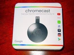 2da generacion chromecast
