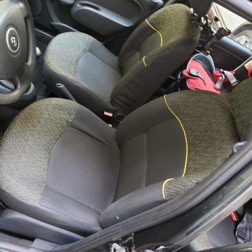2do dueño clio 5 puertas confort  2014 impecable permuto