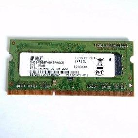 2gb ddr3 memória notebook
