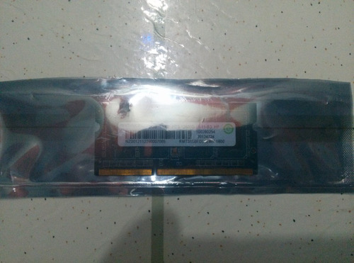 2gb para laptop memoria ram ddr3