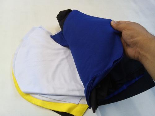 2kg retalho tecido grande 30cm redondo para fazer roupinhas
