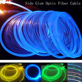 20Pcs 2mm EndGlow Light Fiber Optic Cable 150Pcs 0.75mm 30Pcs 1.5mm 2M long