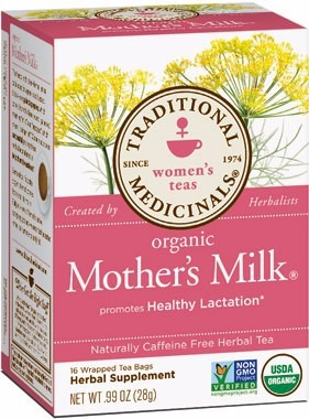 2mother´s milk mas fenugreek de 180 cap