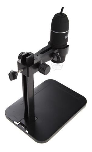 2mp usb 1000 x 8 soporte de led digital microscopio endoscop