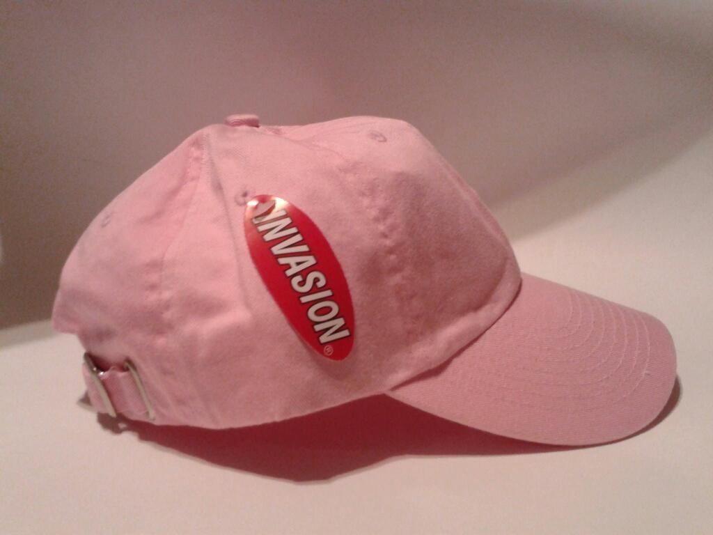 Prefacio Chapoteo acción  gorra puma rosa