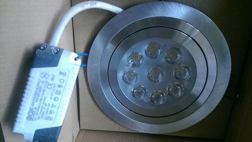 2pack Luminaria Led Empotrable Calidad Tecnolite Spot Envío $ 640 00 en Mercado Libre