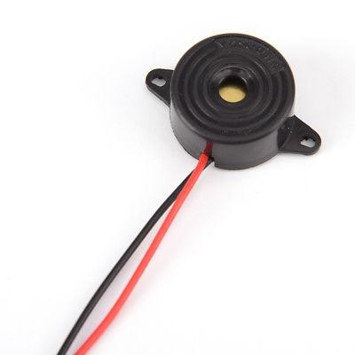 95dB alarma DC 3-24V 12V 5V electrónico zumbador continuo Bip-piezoeléctrico