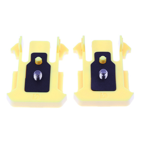 2pcs attachment buckles for sony action cam hdr as15 as20 as