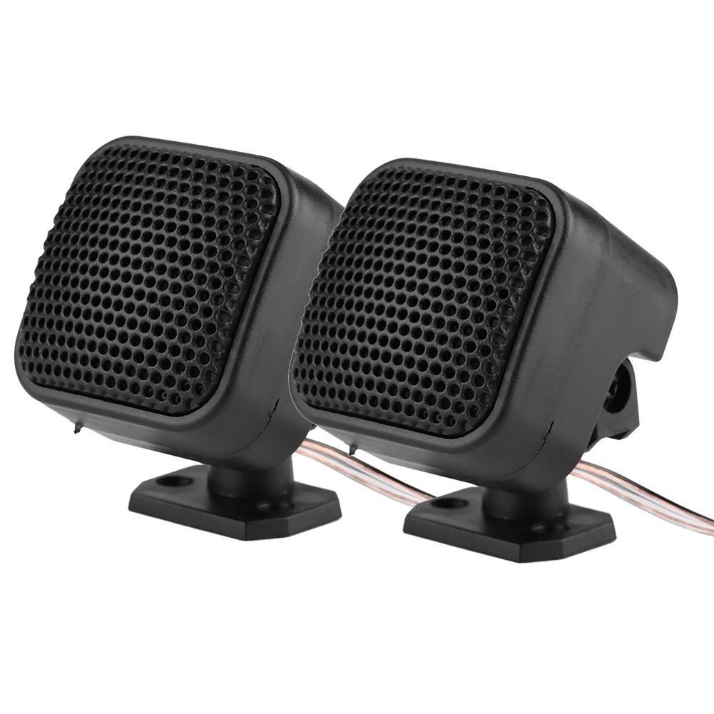 Altavoz de audio Altavoz cuadrado peque/ño 2pcs Car Loudspeaker 500W