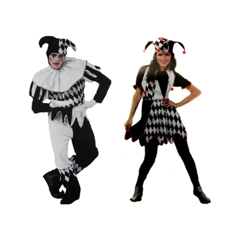 2pçs Fantasia Carnaval Casalhalloween Pronta Entrega R 12990 Em