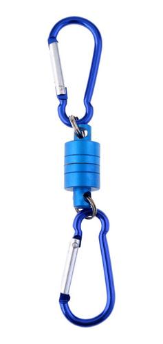 2pcs mosquetón magnético clip de sostener red