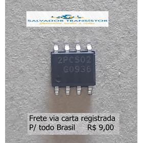 2pcs02  Pronta Entrega Smd = Kit Com  2  Peças   Original