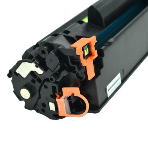 2pk cb435a 35a cartucho de toner negro compatible para -7287