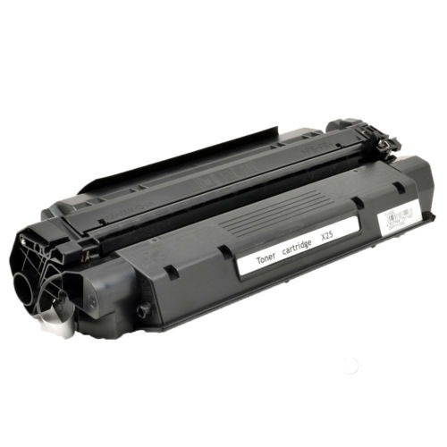 2pk x25 el cartucho de tóner para canon imageclass mf5550 56