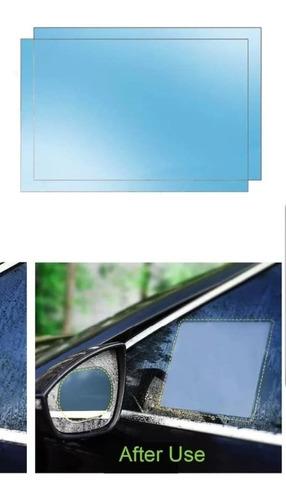 2pz mica antiempañante película espejo ventana mica auto