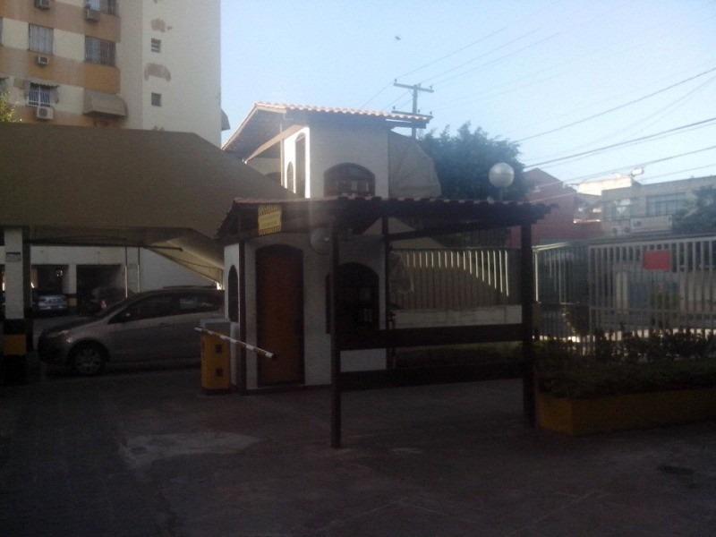 2qrts com garagem no sossego da ponta d'areia - ap00254 - 32814414