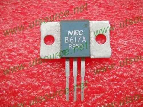 2sb617a b617a mi-100 isc silicon pnp power transistor