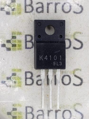 2sk4101 - k4101  7a 650v - to220 - original