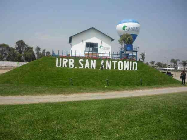 2terrenos urbanizacion san antonio de carabayllo 133 y 135m2
