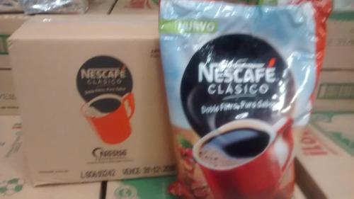 2un x café soluble nescafé x 1kg especial expendedoras
